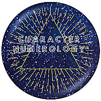 Character Numerology