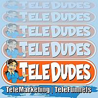 TeleDudes TeleMarketing TeleFunnels