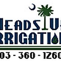 Heads Up Irrigation SC