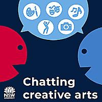 Chatting creative arts