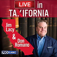 Live in Taxifornia with Jim Lacy and Don Romano