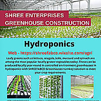Shree Greenhouse Construction