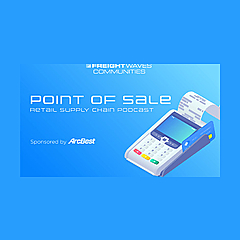 FreightWaves | Point of Sale (Podcast)