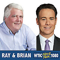 Mornings with Ray and Brian