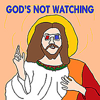 God's Not Watching