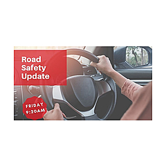 Road Safety Update