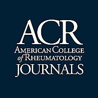 Wiley Online Library » Arthritis & Rheumatology