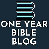 One Year Bible Blog