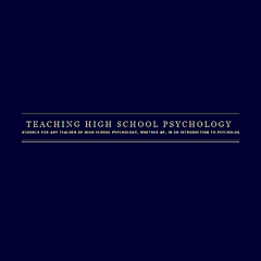 Teaching High School Psychology