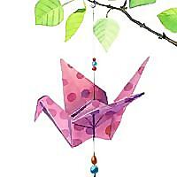 Leyla Torres - Origami Spirit