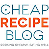 Cheap Recipe Blog Cooking Cheaply, Eating Well