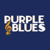 Purple and Blues Utah Jazz