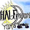 Half Moon Yoga and Art Blog