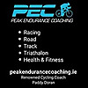 Paddy Doran - Peak Endurance Cycling Coaching Blog