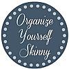 Organize Yourself Skinny Blog