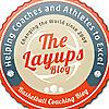 Layups - basketball