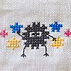 Lpanne & Cross Stitch