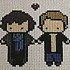 Random Fandoms: The Cross Stitch Edition
