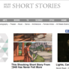Short Stories on Huffington Post