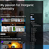 My passion for Inorganic chemistry