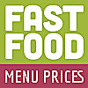 Fast Food Menu Prices