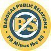 Barokas PR PR minus the BS