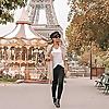 Petite in Paris