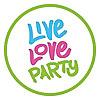 LIVELOVEPARTY - Youtube