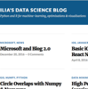 ilia's Data Science blog