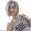 Sparkly Runner   Sarah