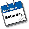 Everyday Is Saturday | Motivation | Inspiration | Self Help