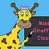 Miss Giraffe's Class