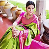 South India Fashion - Celebrity Sarees