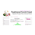 Traditional French Food Recipes Blog