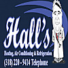 Halls Heating, Air Conditioning & Refrigeration