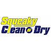 Squeaky Clean & Dry
