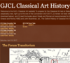 GJCL Classical Art History