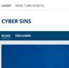 Cyber Sins