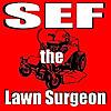 SEF the Lawn Surgeon - Lawn Care & Vlogging
