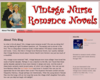 Vintage Nurse Romance Novels