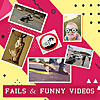 BEST FAILS AND FUNNY VIDEOS - Youtube