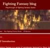 Fighting Fantasy - Playthrough of fighting fantasy books
