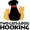 Two Cats and Dog Hooking