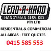 Lend-A-Hand Handyman Services | General Maintenance Adelaide