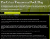The Urban Paranormal Book - Interracial and/or African American Paranormal
