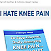 I Hate Knee Pain