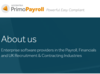 Accentra Primo Payroll - Auto Enrolment Payroll Software | Online | Cloud-based