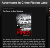 Adventures in Crime Fiction Land