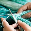 Knitting womens Work