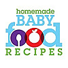 The Homemade Baby Food Recipes Blog